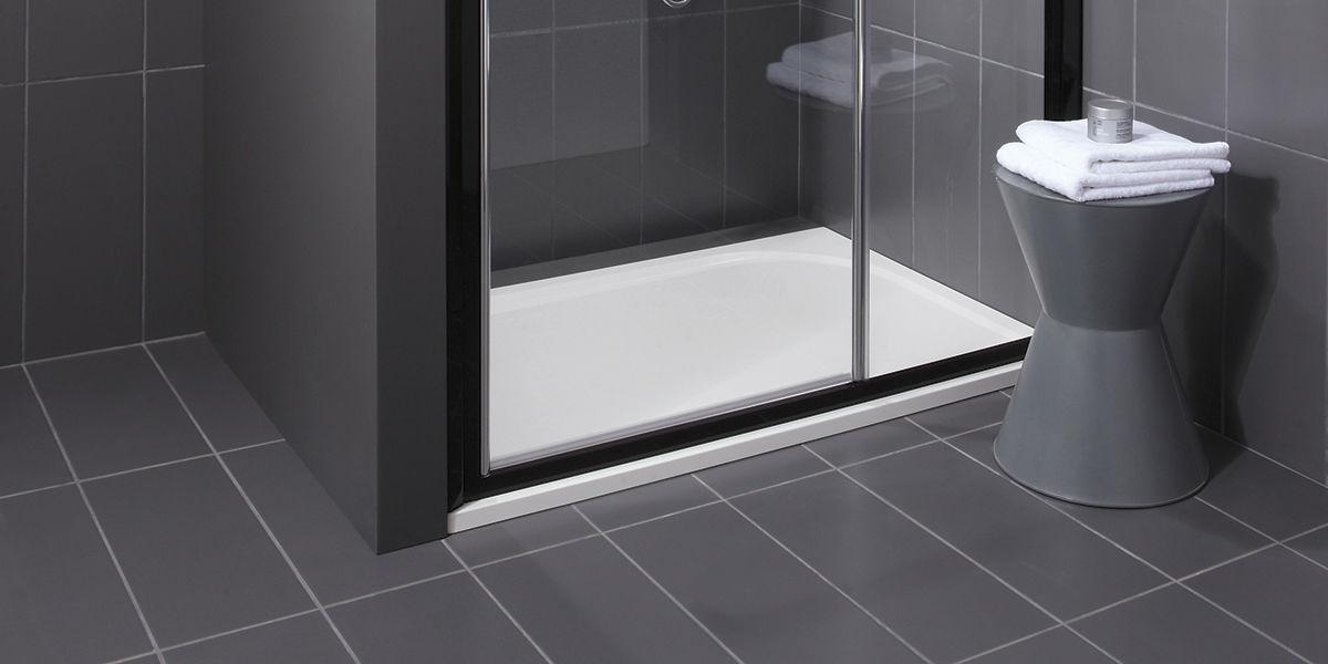 Piatto doccia o piastrelle excellent piatto doccia in pietra elegante piatto doccia ardesia - Piatto doccia piastrelle ...