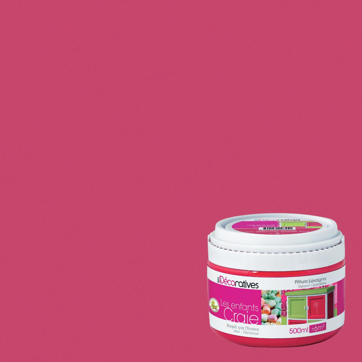 Infactory vernice effetto lavagna paint liquida atossica for Vernice per plastica leroy merlin