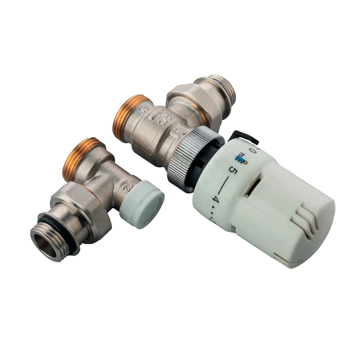 valvola elettronica termostatica salus ph 60 cromata
