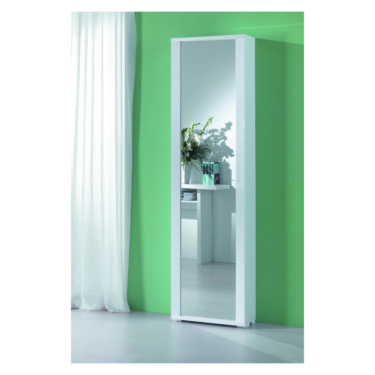 Armadio 1 anta specchio prezzo migliore casa for Scarpiera specchio leroy merlin