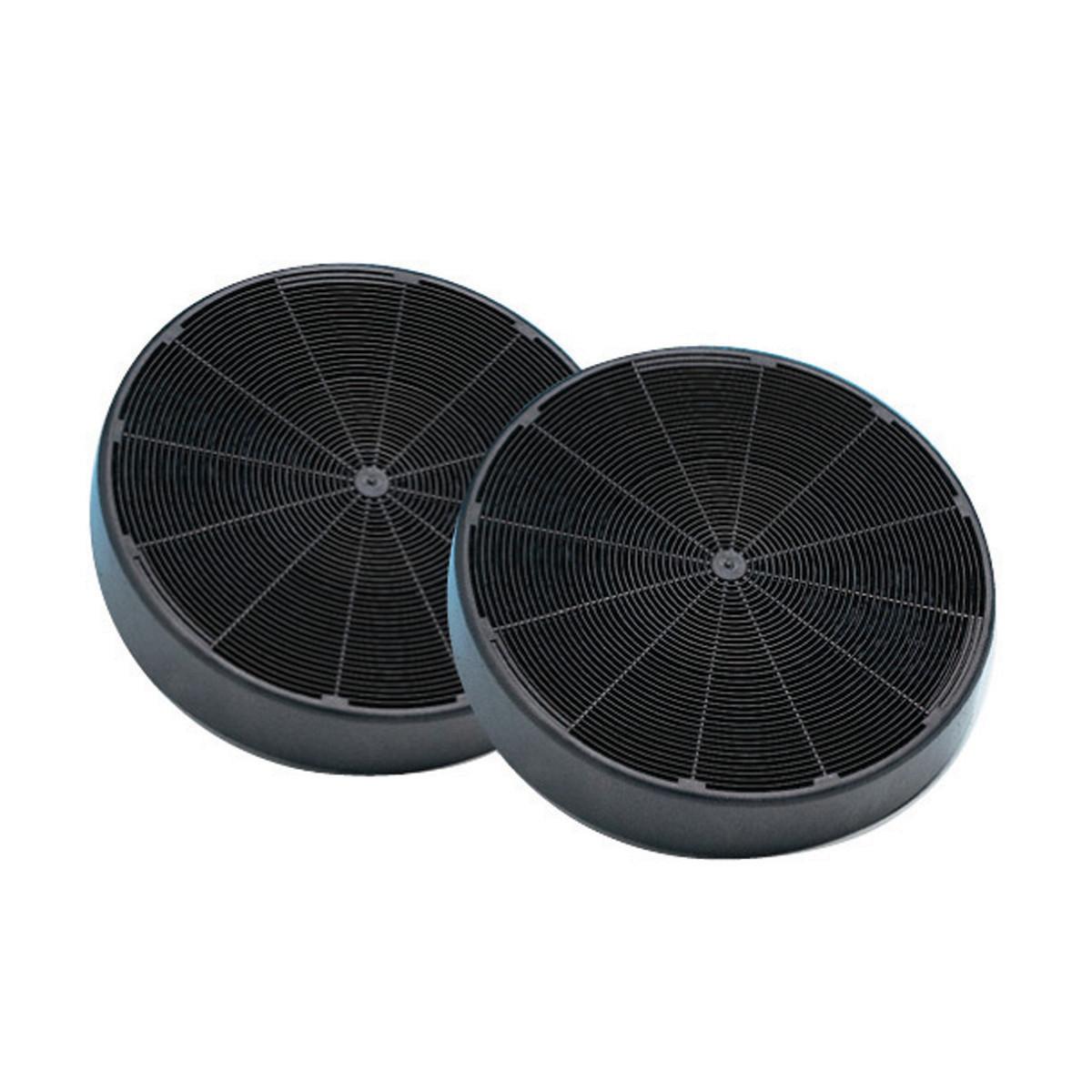 Filtro cappa carbone carboni attivi d 23 3 x prezzo e - Filtro per cappa cucina ...