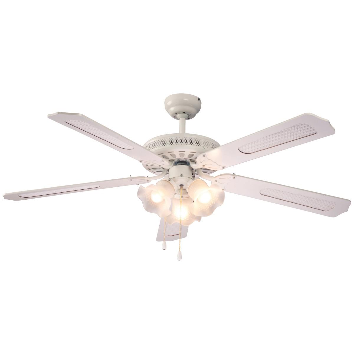 Leroy merlin ventilatori da soffitto con luce for Lampadario ventilatore leroy merlin