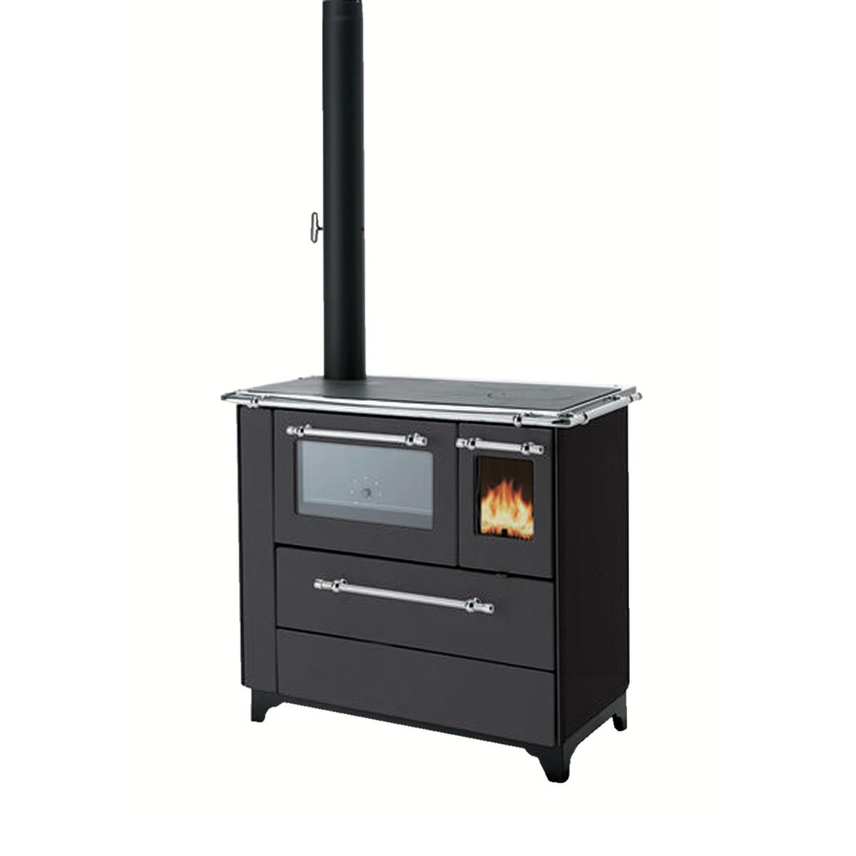 Termocucina cucina a legna palazzetti alba idro prezzo e - Cucine a pellet prezzi ...