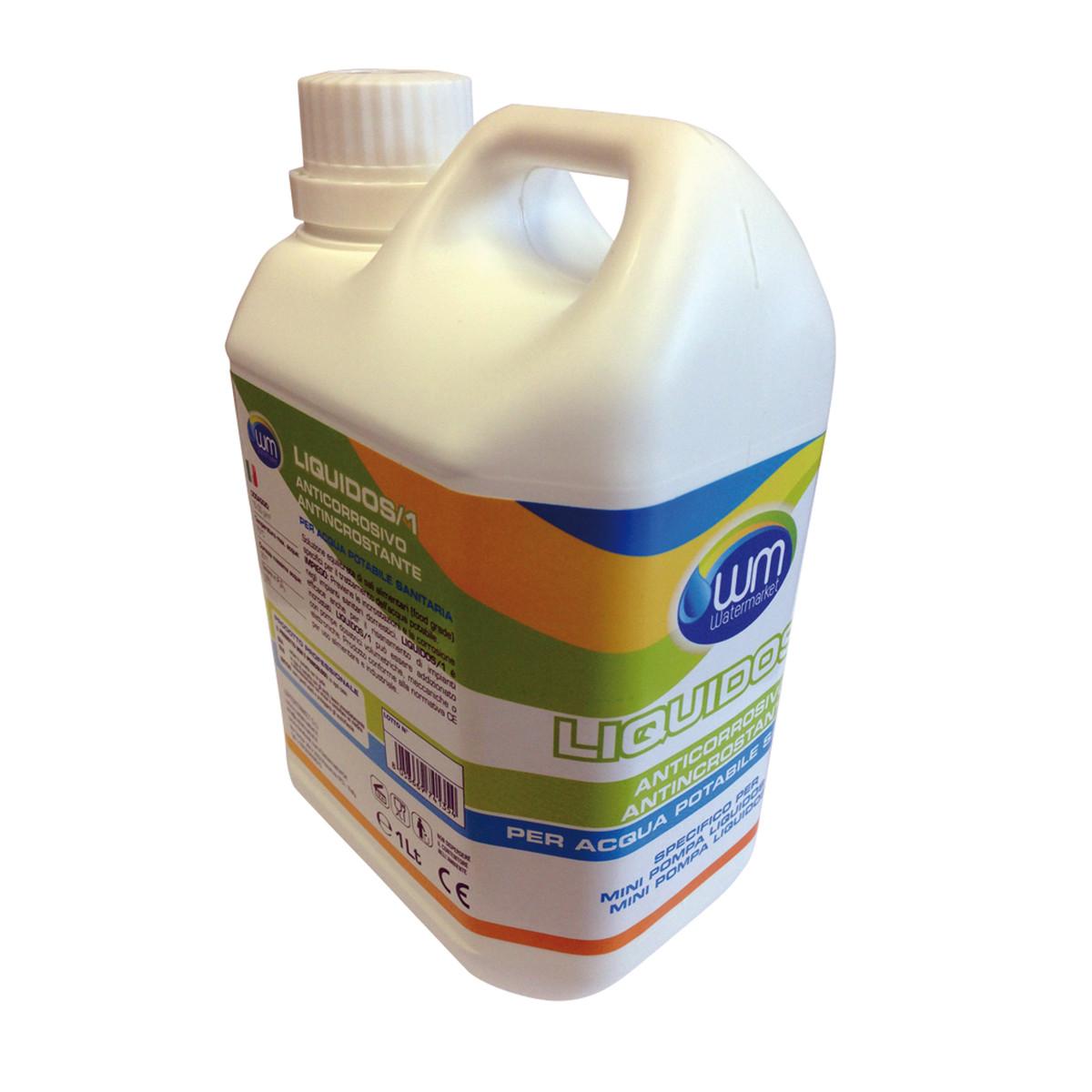 Sali polofosfati in liquido, 1 L