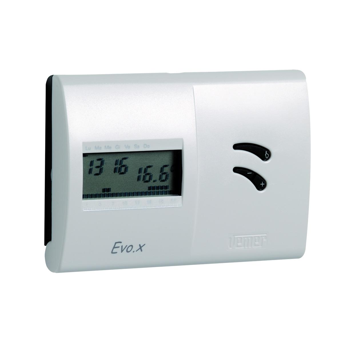 Vemer ve267100 keo b lcd termostato elettronico prezzo e for Termostato ambiente vemer