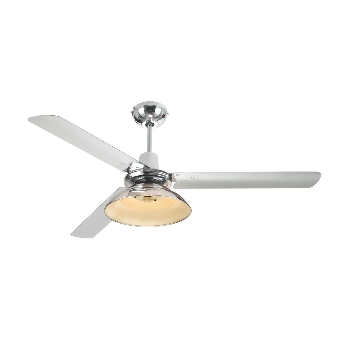 Leroy merlin ventilatori da soffitto con luce for Lampadario a pale brico