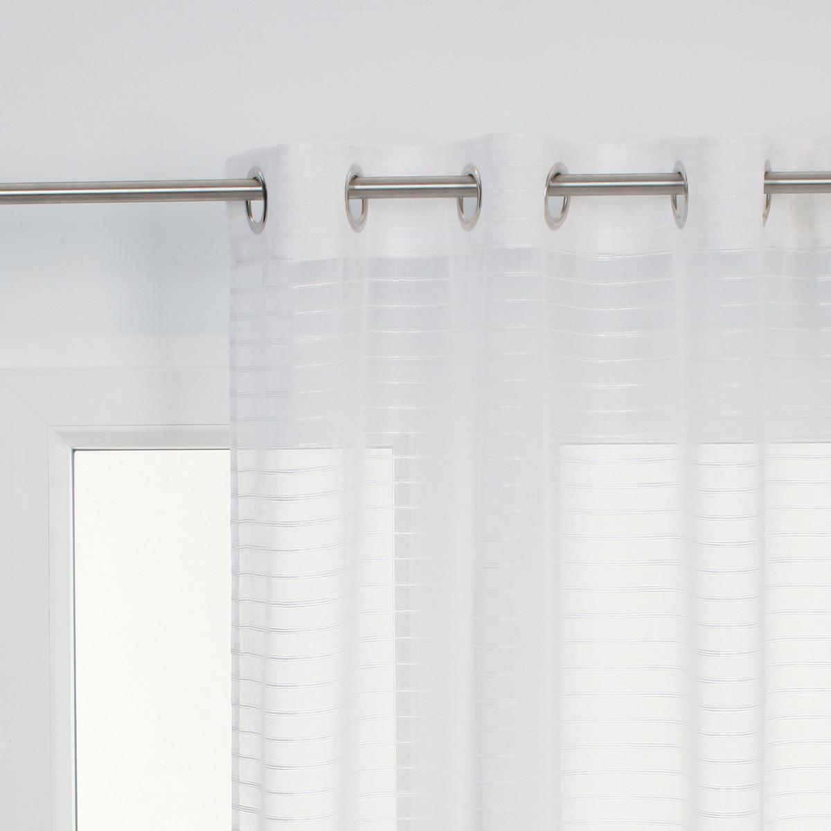 Asos whitecamicia righe orizzontali vestibilita for Tende a pacchetto a vetro leroy merlin