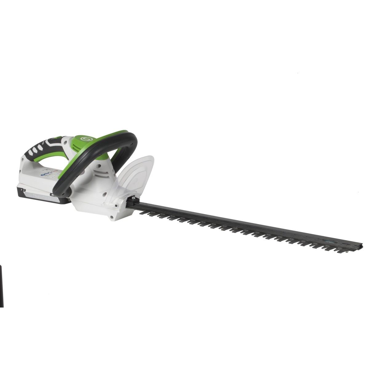 Tagliasiepi elettrico batteria greenworks g max 24v prezzo e offerte sottocosto for Scaldasalviette elettrico leroy merlin