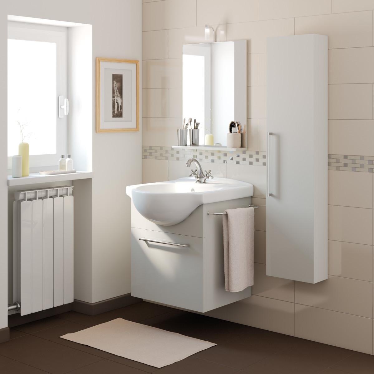 Sottolavabo bagno leroy merlin idee creative di interni - Specchi da bagno leroy merlin ...