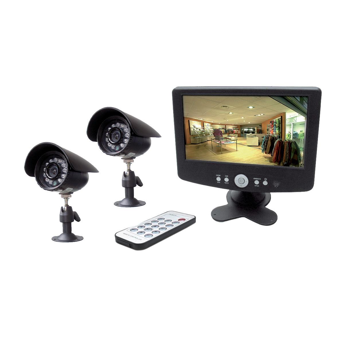 avidsen 112203 kit videocitofono ultra piatto lcd prezzo e offerte sottocosto. Black Bedroom Furniture Sets. Home Design Ideas
