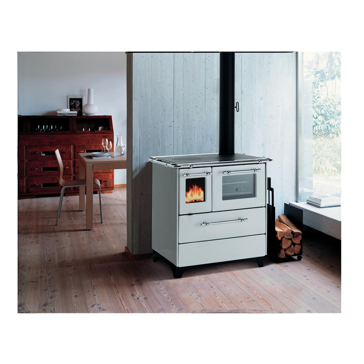 Vigor cucine royal legna mod gaia bianco prezzo e offerte sottocosto - Cucine a legna palazzetti ...