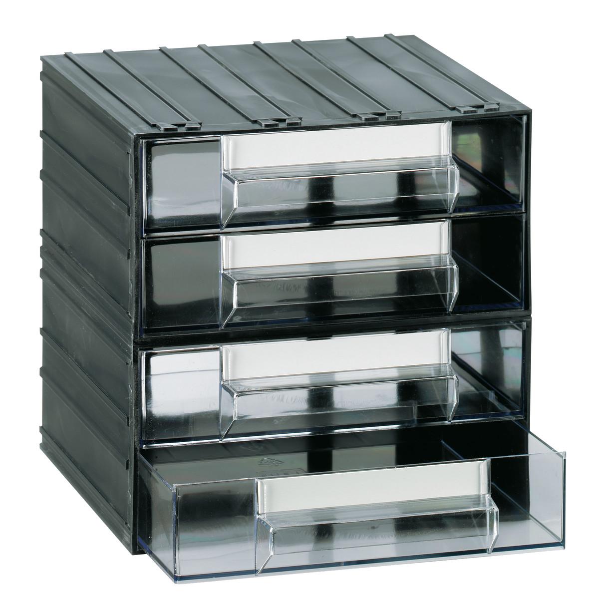 Cassettiera porta minuterie componenti elettronici for Cassettiere trasparenti leroy merlin