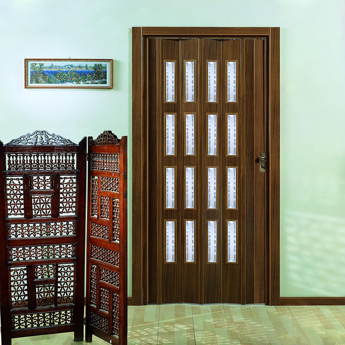 Porta porte a soffietto in pvc nuove prezzo e offerte - Porta a soffietto prezzo ...