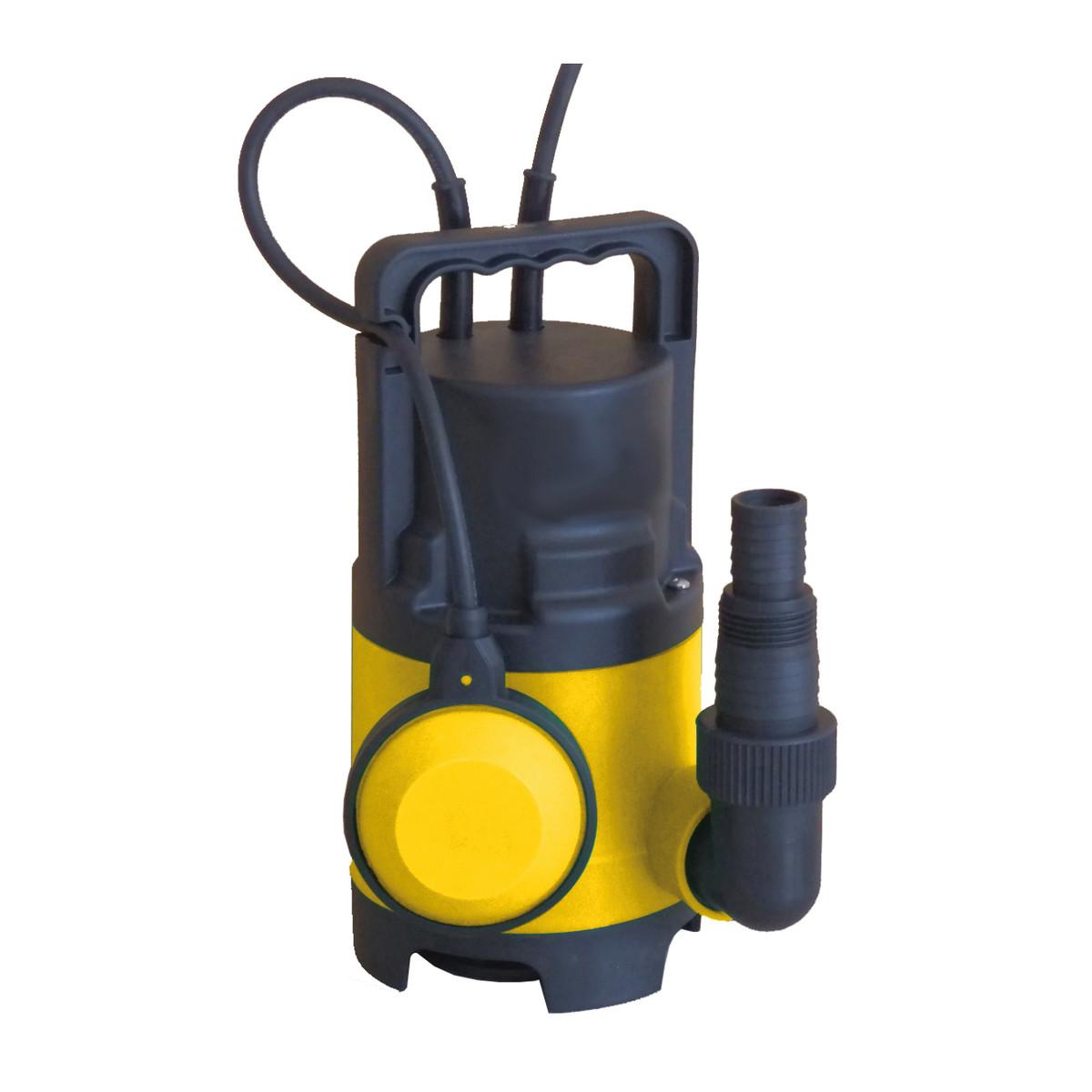G de pompa sommersa acque sporche gs4002p interruttore for Pompa sommersa leroy merlin