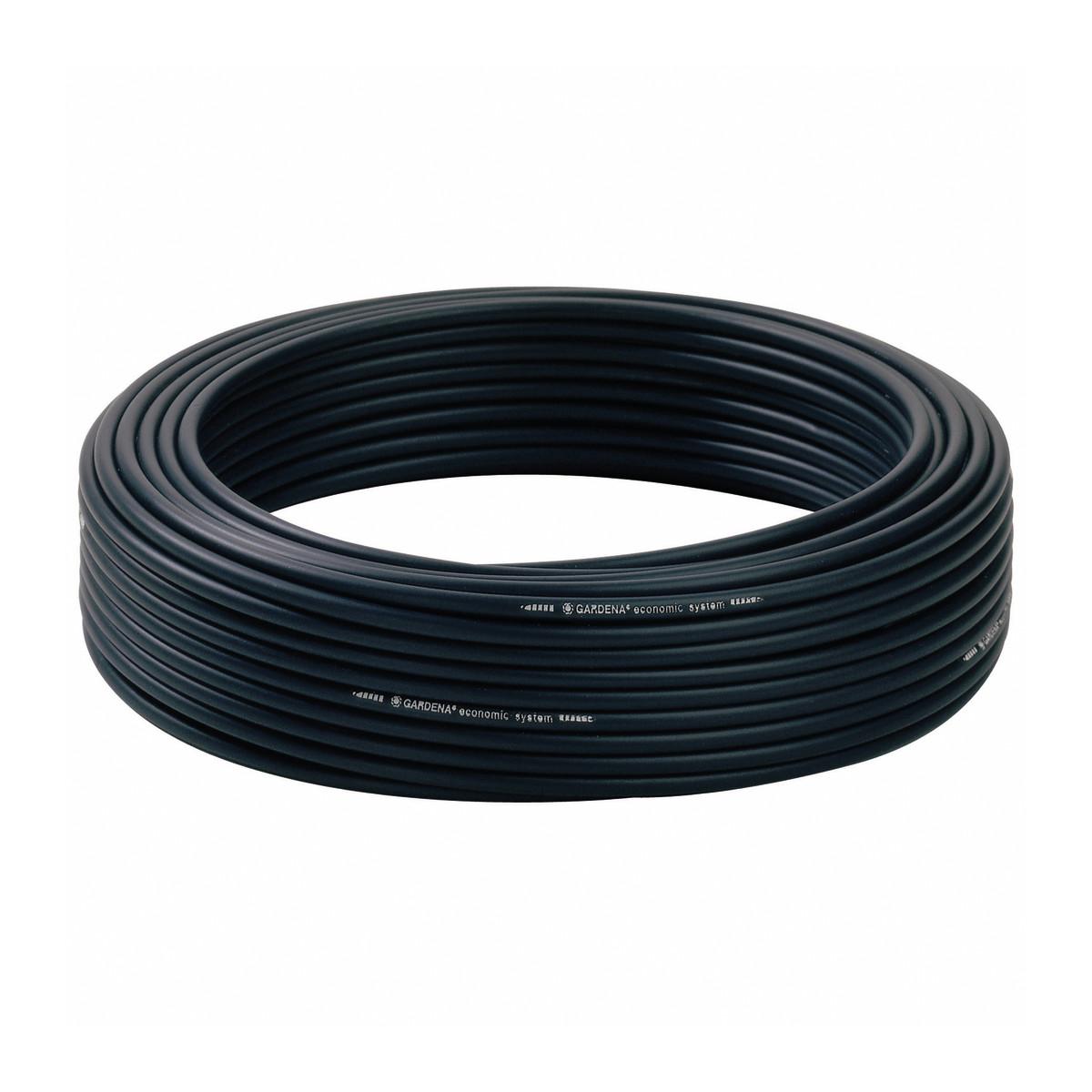 Axel garden tubo irrigazione spiralato pu indeformabile for Tubo irrigazione leroy merlin