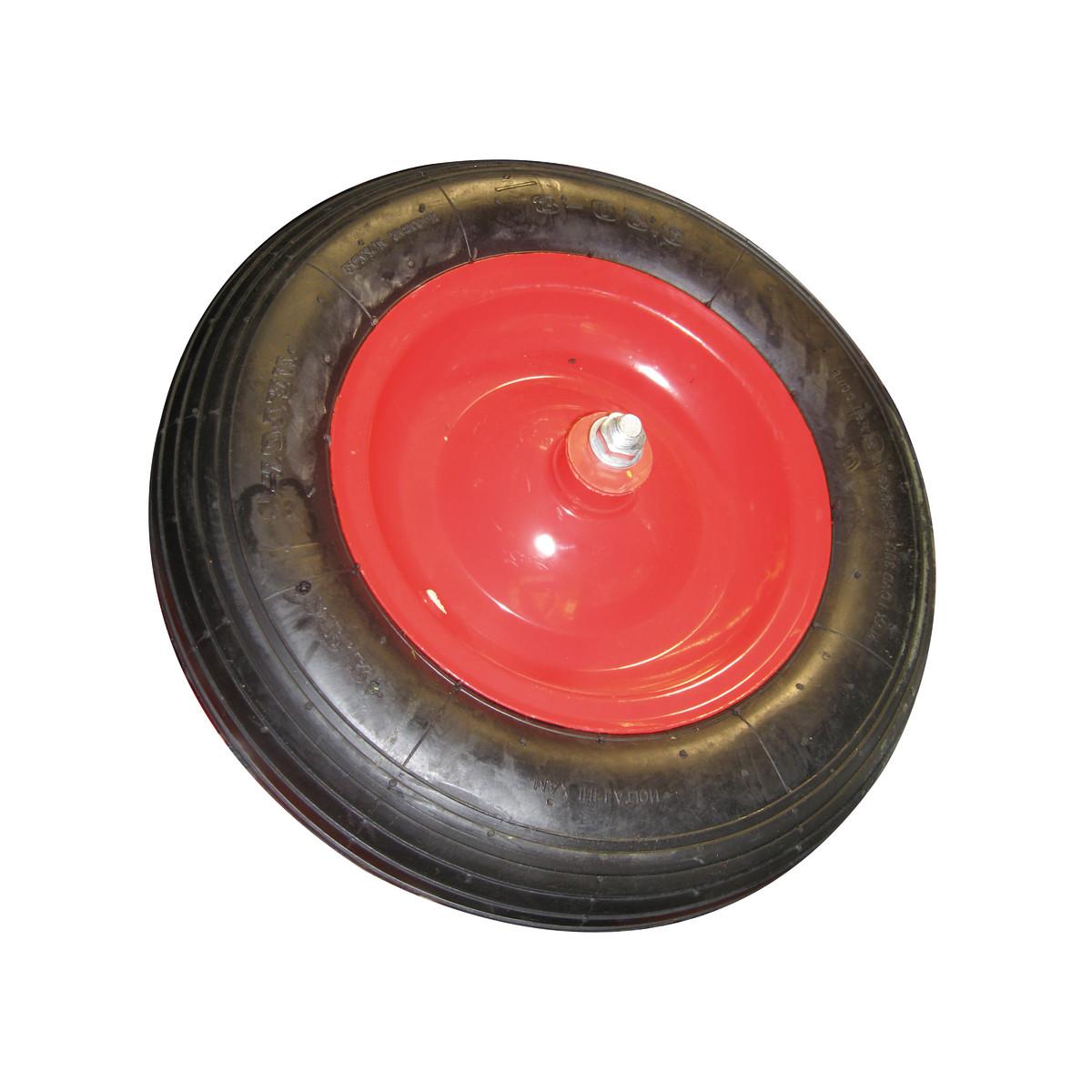 Carriola tela richiudibile ruota piena foglie giardino prezzo e offerte sottocosto for Carriola leroy merlin