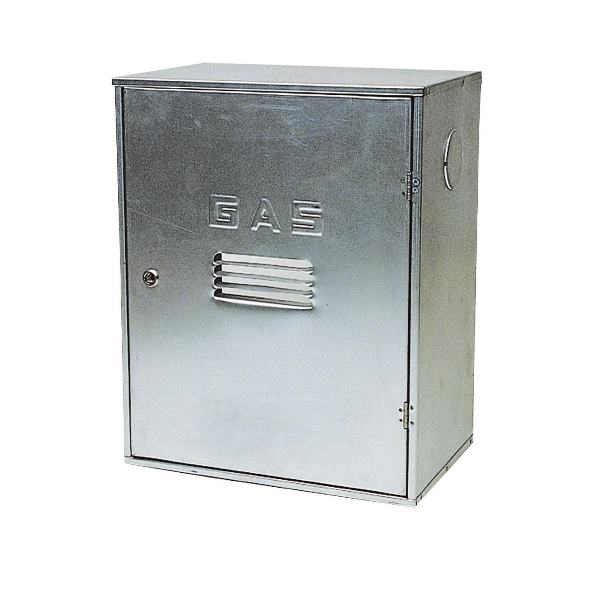 Cassetta per contatore gas 500x400x230 mm