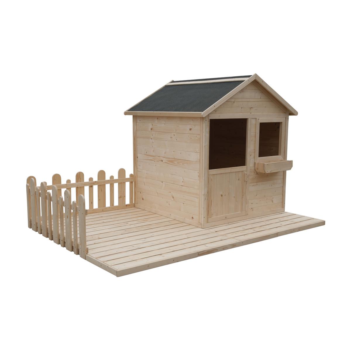 Prezzi casetta legno pannelli malmo prezzi e negozi for Casetta legno bambini leroy merlin