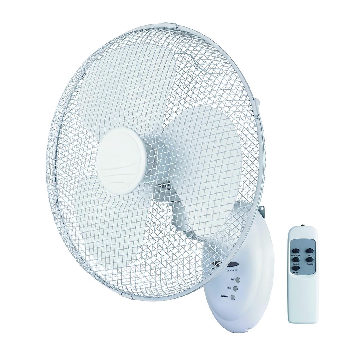Wallair ventilatore parete e finestra 700 m h prezzo e - Ventilatore da parete ...