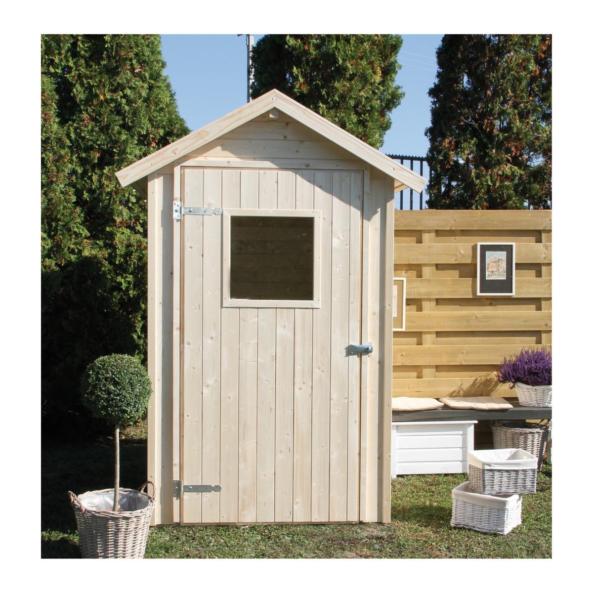 Casetta a pannelli 160x120cm da giardino in prezzo e for Casette per uccelli leroy merlin