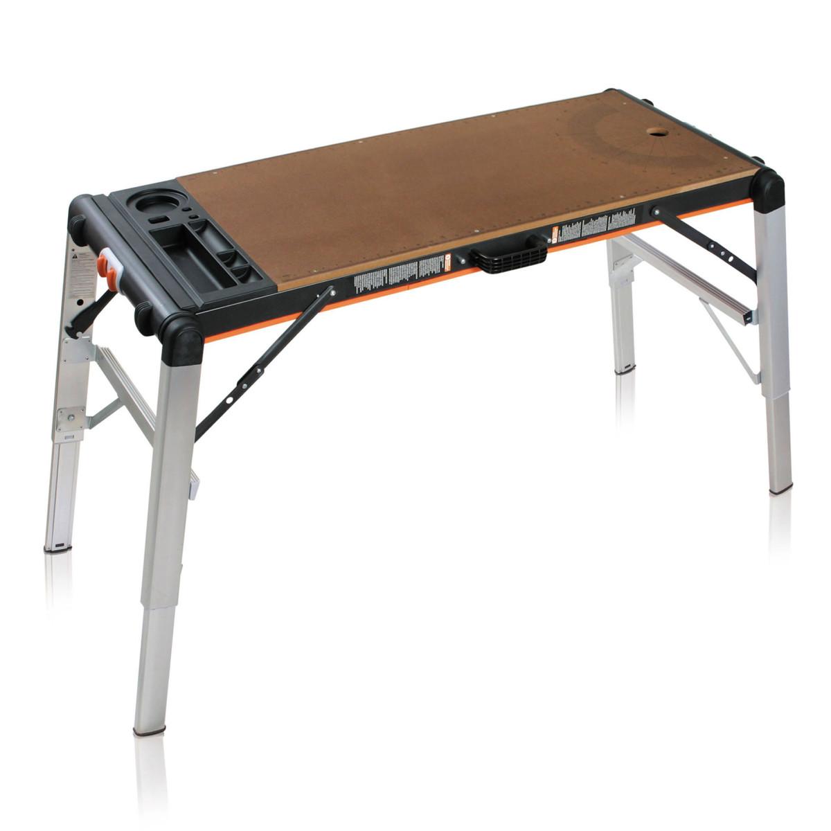 Banco da lavoro con un 1 prezzo e offerte sottocosto for Gambe tavolo legno leroy merlin