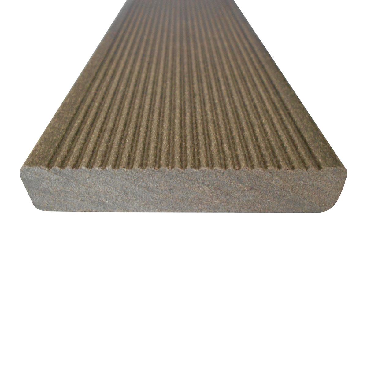 Pavimento esterno legno composito wpc offerta prezzo e for Pavimento wpc leroy merlin