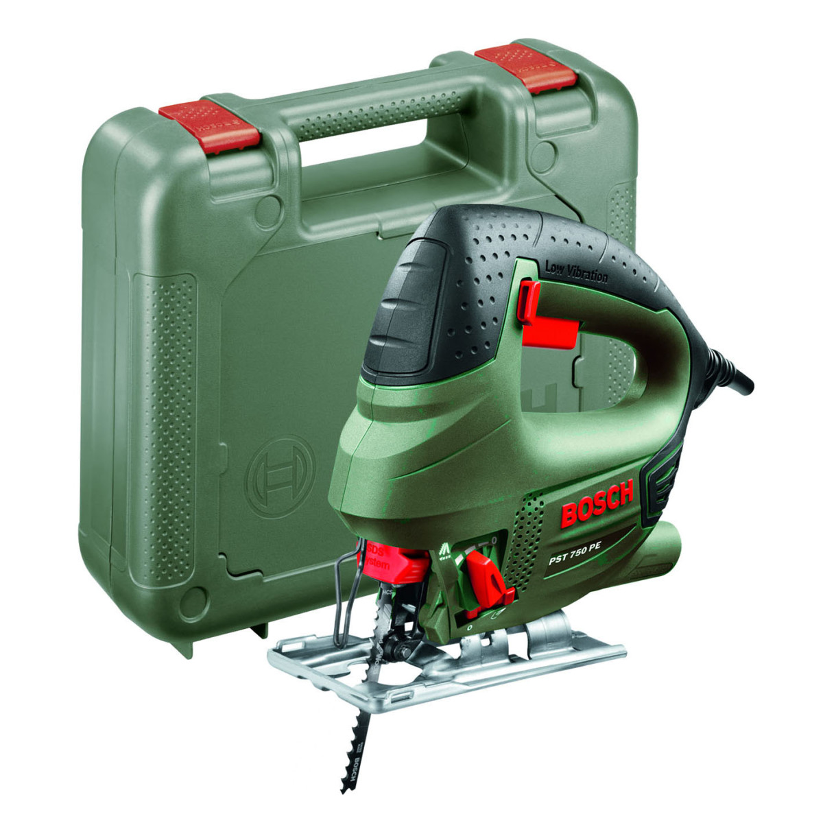 Bosch Seghetto alternativo Bosch PST750PE