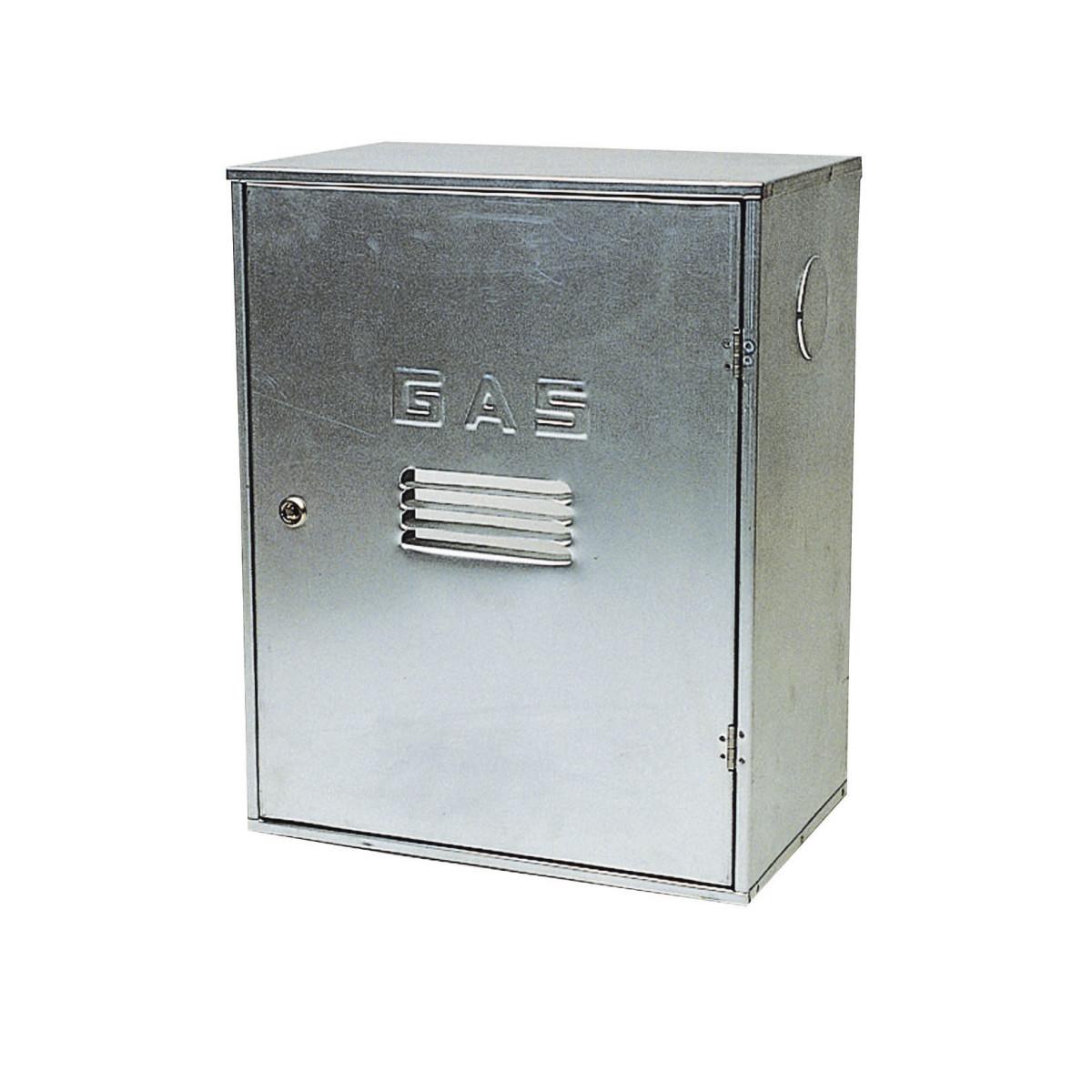 Cassetta per contatore gas 300x400x230 mm