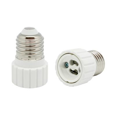Adattatore per lampada bianco