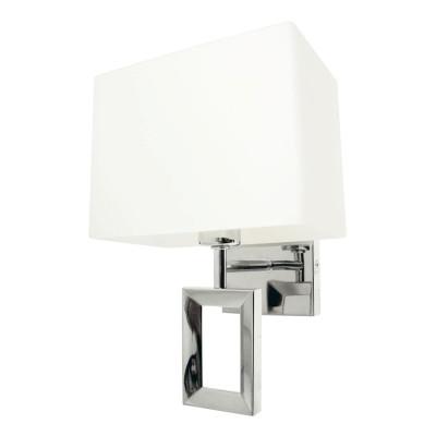 Lampada Oliver cromo 16,5 cm G9 = 40 W IP23
