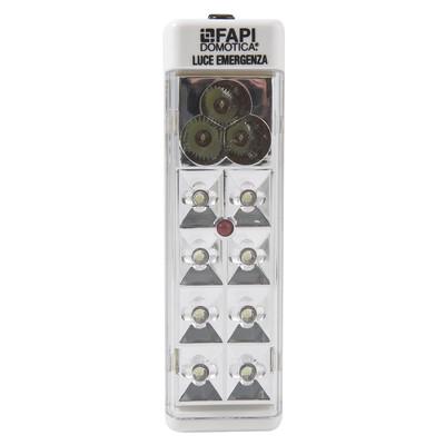 Lampada emergenza Fapi 09051 con interruttore