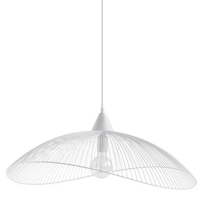 Lampadario Kasteli  bianco, in metallo, diam. 65 cm, E27 MAX40W IP20 SEYNAVE