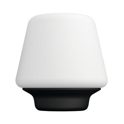 Lampada da tavolo 4080130P7 bianco, in vetro, E27 MAX15W IP20 PHILIPS HUE