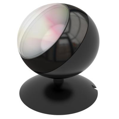 Lampada da tavolo WZ730199 trasparente, in plastica, LED integrato MAX13W IP20
