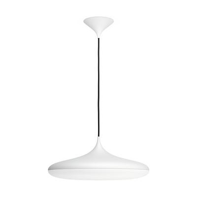 Lampadario Friends bianco, in plastica, diam. 47.5 cm, LED integrato 39W 3000LM IP20 PHILIPS HUE