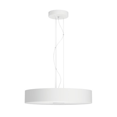 Lampadario Fair bianco, in metallo, LED integrato 39W 3000LM IP20 PHILIPS HUE