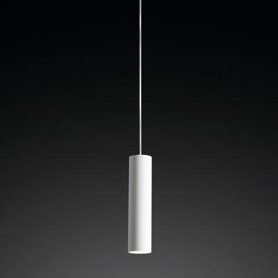 Lampadario Bamboo trasparente, in plastica, LED integrato 9W 870LM IP20