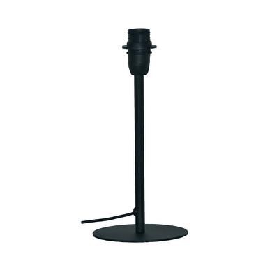 Base della lampada da tavolo Ceres nero, H 26 cm, E14 MAX40W 20