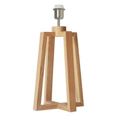 Base per lampada Sachi marrone, H 47 cm, E27 MAX60W 20