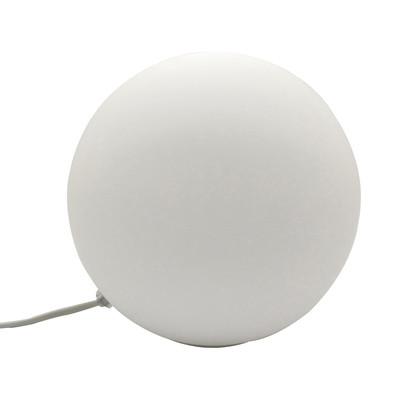 Lampada da comodino Billy bianco, in vetro, E14 MAX 40W IP20 INSPIRE
