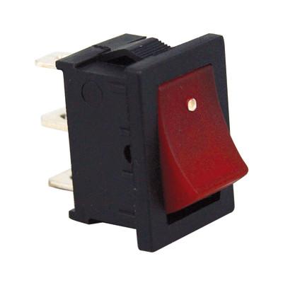 Interruttore Bilanciere per Lampada Mini 2P on-off Bipolare