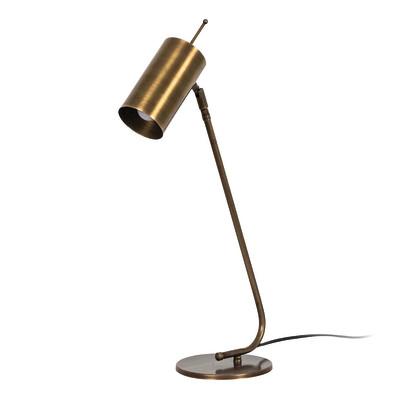Lampada da scrivania ML032 oro, in acciaio, E27 MAX 60W IP20