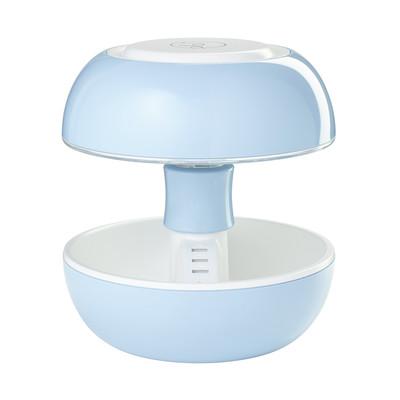 Lampada da tavolo Joyo candy celeste trasparente, in plastica, G5.3 MAX3,5W IP20
