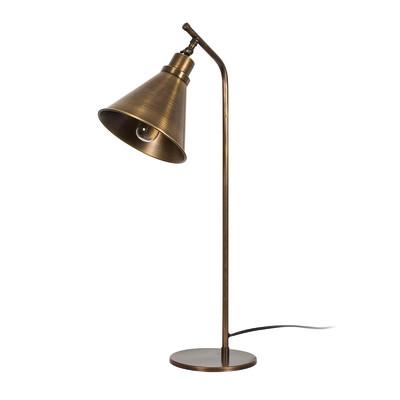 Lampada da scrivania ML018 bronzo, in bronzo, E27 MAX 100W IP20