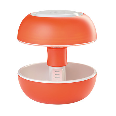 Lampada da tavolo Joyo lightcolor arancio trasparente, in plastica, G5.3 MAX3,5W IP20