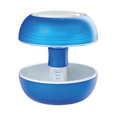 Lampada da tavolo Joyo lightcolor blu trasparente, in plastica, G5.3 MAX3,5W IP20
