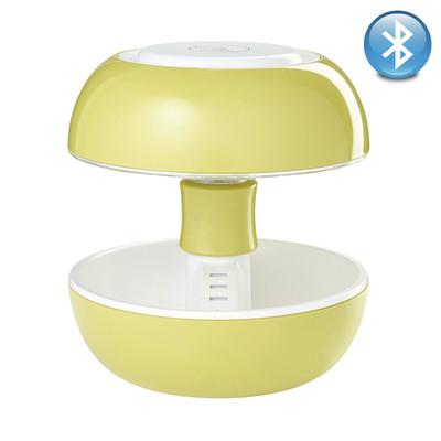 Lampada da tavolo Joyo bluetooth candy lime trasparente, in plastica, G5.3 MAX3,5W IP20