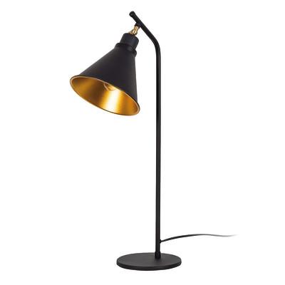 Lampada da scrivania ML016 oro, in acciaio, E27 MAX 100W IP20