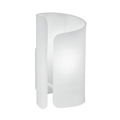 Lampada da comodino Imagine bianco, in vetro, E27 MAX 42W IP20