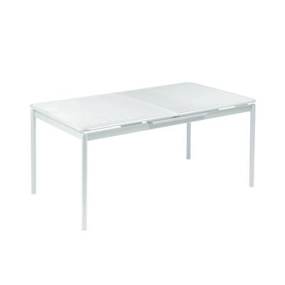 Tavolo da giardino allungabile Syd L 160 x P 90 cm
